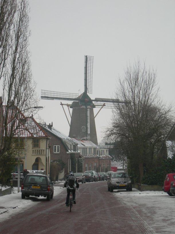 "Molen de Vlijt or ""Mill of Diligence"""