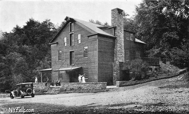 Old Mill at Treeman State Park, Source: NYFalls.com
